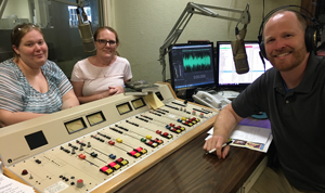 lima ohio lind bradley radio interview